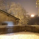 B&B Bellavista - nevicata