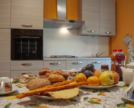 Bed and Breakfast Bellavista - colazione