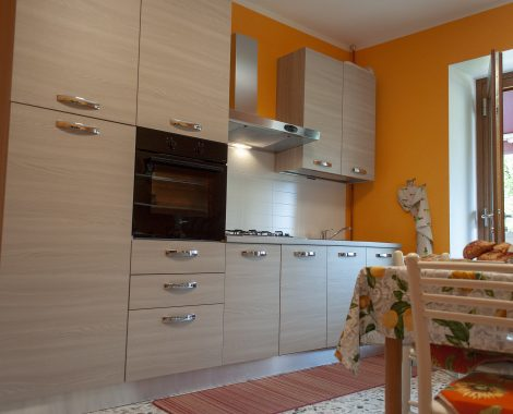 Bed and Breakfast Bellavista - soggiorno