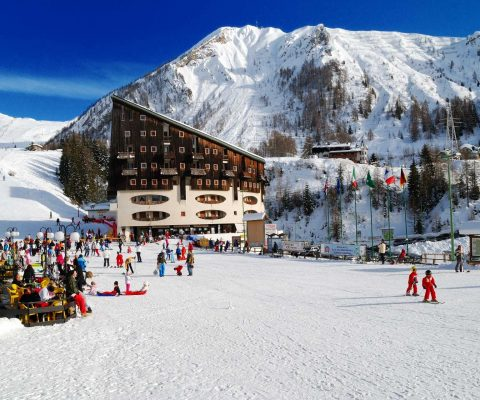 Foppolo e le sue piste da sci